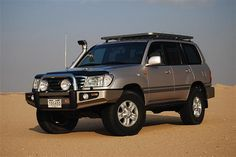 Land Cruiser 100 Series