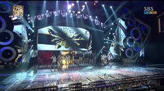SBS [2013가요대전] - 이효리&CL 'Bad Girls+나쁜 기집애' Lee Hyori and CL best combo performance :)