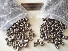 Newly finished titanium torx head chainring bolt nut for bicycle  M8*6.5mm 500pcs in stock, and can be shipped out at an time! for details, pls email us! Janet@wisdomtitanium.com
