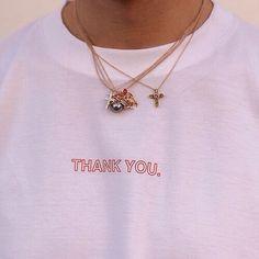 Thank You Letter Print Tee Shirt Look Fashion, High Fashion, Womens Fashion, Jeans Fashion, Nyc Fashion, Fashion Edgy, Fashion Hair, Be Wolf, Piercings