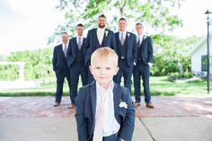The Boys | Eighteen Ninety Event Space | Kansas City Wedding Venue | KC Wedding Venues  | Photo By Picture to the T