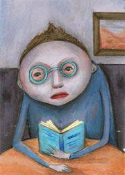 Sorren Style Bookworm by SLS_ATCs, via Flickr