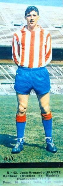 UFARTE (A. Madrid - 1967-68) D. El Alcázar