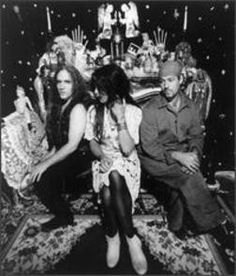 Ahh! Concrete Blonde...I wore my Bloodletting tape out, then moved on to the CD. One of my favorite albums to listen to.