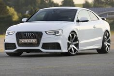 Rieger Tweaks the 2013 Audi A5 | Inside Line