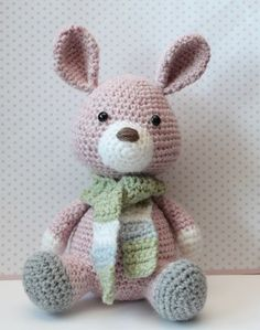 Bunnybear?!