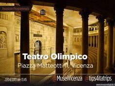 Invasioni Digitali / Teatro Olimpico + CISA / #Vicenza / 27 aprile 2013