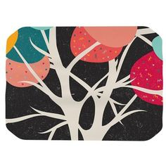 East Urban Home Danny Ivan 'Lovely Tree Branches' Placemat