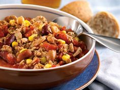 Clover Leaf's 5-Minute Tuna Chili For Two - Clover Leaf