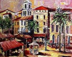 south of france art - Google Search