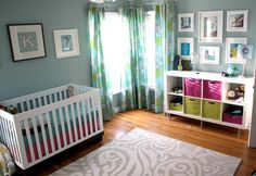 Project Nursery - room right