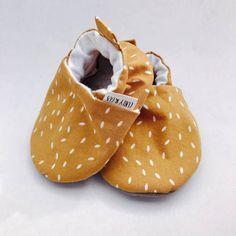 Buy Now Rustic Yellow Baby Shoes Mustard Baby Shoes Soft Soled...