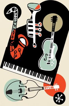 67 Ideas Music Poster Design Artworks Jazz Festival For 2019 Musikfestival Poster, Music Poster, Jazz Festival, Festival Posters, Music Artwork, Art Music, Art Deco Artwork, Kids Music, Music Artists