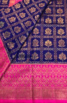 Blue Handloom Banarasi Dupion Silk Saree #Banarasisari#linencottonsaree#handloom#traditional#Indianwear#goodlooking#madeinindia#traditionallook#loveforsaree#silksaree#dupionsaree# Lehanga Saree, Dupion Silk Saree, Half Saree Lehenga, Banaras Sarees, Bridal Silk Saree, Saree Dress, Handloom Saree, Saree Wedding, Gown Dress Online