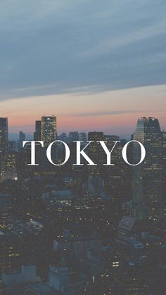 i love Tokio♥