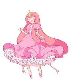 next cosplay will be Princess Bubblegum. Just figurimg outhow to make the dressMy next cosplay will be Princess Bubblegum. Just figurimg outhow to make the dress Adventure Time Princesses, Adventure Time Marceline, Adventure Time Anime, Fanart, Princesse Chewing-gum, Adveture Time, Character Art, Character Design, Desenhos Cartoon Network