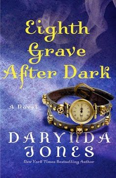 Book Review: Eighth Grave After Dark (Charley Davidson Book 8) by Darynda Jones | I Smell Sheep