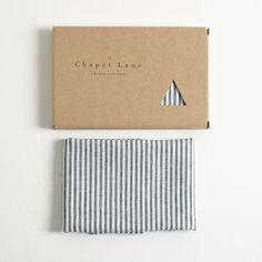 Irish Linen Tea Cloth by 31 Chapel Lane