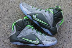 Nike LeBron XII 12 Dunkman