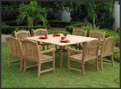 Outdoor Dining Table furniture for your garden or backyard   The Best Garden Design, Landscape, PatioThe Best Garden Design, Landscape, Patio