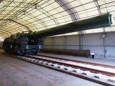 https://flic.kr/p/gabF2g | 18 inch Railway Gun | P9269241