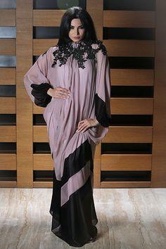 Custom Made to Order Jalabiya Exclusively by Boutique Al Khaleejia