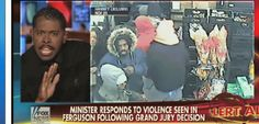 MUST SEE: Black Minister DESTROYS Al Sharpton And The Ferguson Movement On 'Your World'