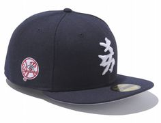 New York Yankees Kanji 59Fifty Fitted Cap by NEW ERA x MLB