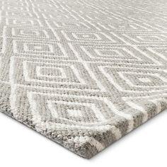 Target threshold rug