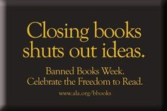A recent situation in the public school system in Florida led to a book challenge that led this author to support banned books week. Here is why it matters.