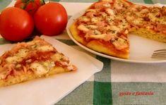 pizza con semola di grano duro rimacinata