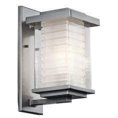 Platinum Wall Lantern  | Montreal Lighting & Hardware