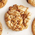 Find easy Christmas cookie recipes for healthy molasses cookies, whole grain sugar cookies, peppermint cookies, and more at Cooking Light. Healthy Peanut Butter Cookie Recipe, Butter Crunch Cookies, Best Peanut Butter Cookies, Butter Cookies Recipe, Best Cookie Recipes, Healthy Cookies, Yummy Cookies, Crunch Cake, Peanut Recipes