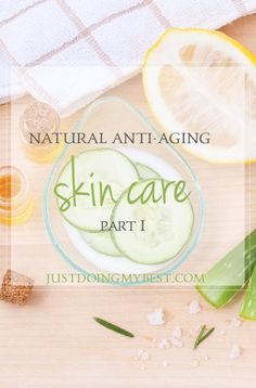 Here are some great tips about natural anti-aging skin care. Have beautiful skin at any age.