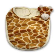 giraffe bib :)