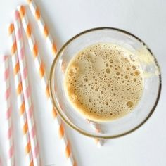 Italian Summer Coffee Shake recipe
