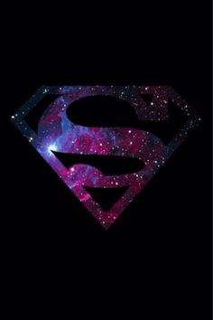 Galaxy SuperMan Symbol