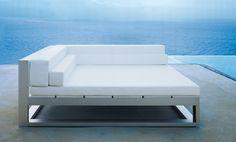 Na Xemena modular sofa by Gandia Blasco