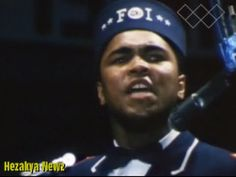 1964 THROWBACK: Muhammad Ali JOINS The NATION OF ISLAM!!