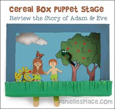 Adam and Eve Bible Crafts and Games for Children's Ministry Bible Story Crafts, Bible Crafts For Kids, Preschool Bible, Vbs Crafts, Bible Activities, Church Crafts, Preschool Activities, Bible Stories, Sunday School Lessons