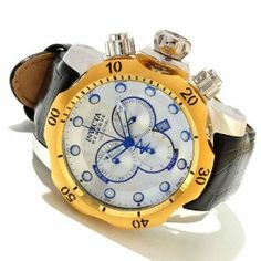 Invicta Watch Invicta. $299.99. Flame Fusion Crystal. Luminous Hands and Hour Markers. Date Display. Swiss Quartz Movement. Water Resistant up to 1000m