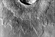 Scientists are a step closer to solving a 40-year-old mystery about some unusual looking craters on Mars, called double-layered ejecta (DLE) craters.