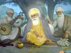 Life and Times of The Sikh Gurus punjabiportal