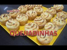 QUEIJADINHAS RECEITAS RAPIDAS ZARA VUPT - YouTube