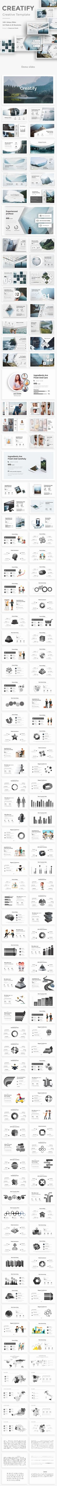 Creatify Creative Keynote Template - Creative Keynote Templates Download link: https://graphicriver.net/item/creatify-creative-keynote-template/22071378?ref=KlitVogli