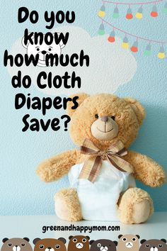 Have you ever thought of the benefits of cloth diapers in terms of various aspects? green living, eco-friendly living idea, zero-waste lifestyle, sustainable life Green Living Tips, Natural Parenting, Warrior Women, Happy Mom, Minimalist Lifestyle, Cloth Diapers, Mom Blogs, Sustainable Living, Zero Waste
