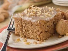 Walnut Cake | MrFood.com