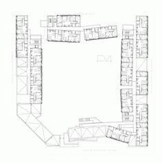 Barajas Social Housing Blocks / EMBT
