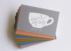 yellow and grey business cards - Google Search