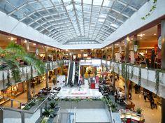 Ambiente del Centro Comercial durante el VI Salón del Chocolate de Madrid en Moda Shopping. @Chocoadictos.
